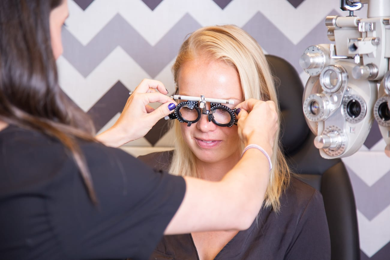 What to Expect from Our Optometrists