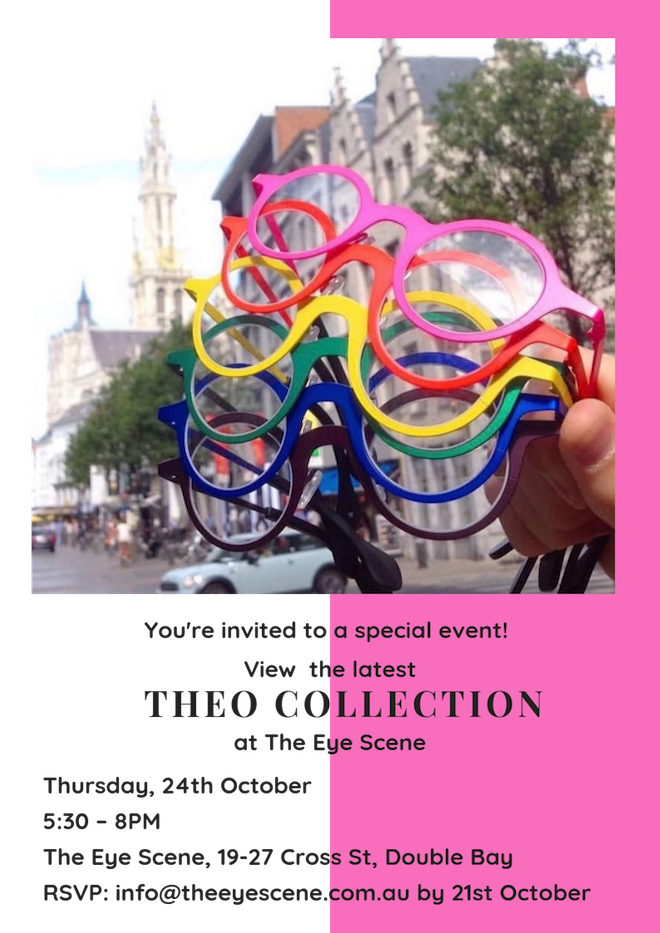 The Theo Trunk Show