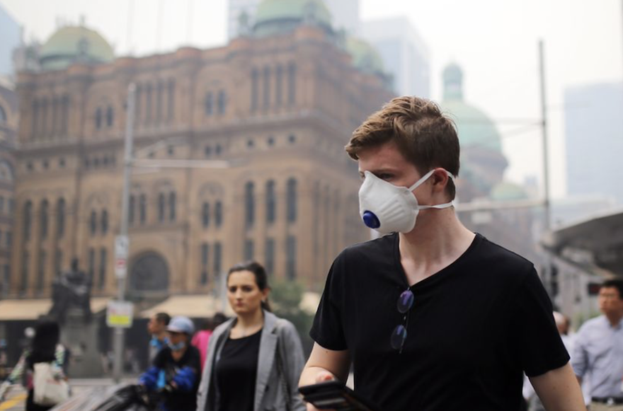 How to Protect Your Eyes from Bushfire Smoke