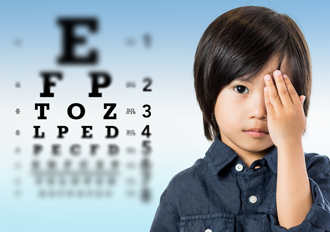 Quarantine Myopia – How the COVID-19 Pandemic has Affected Children's Vision
